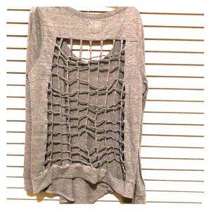 Chaser Grey Swratshirt, NWT, L